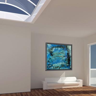 Waveland im Raum