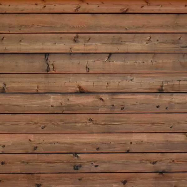 Holzwand-horizontal