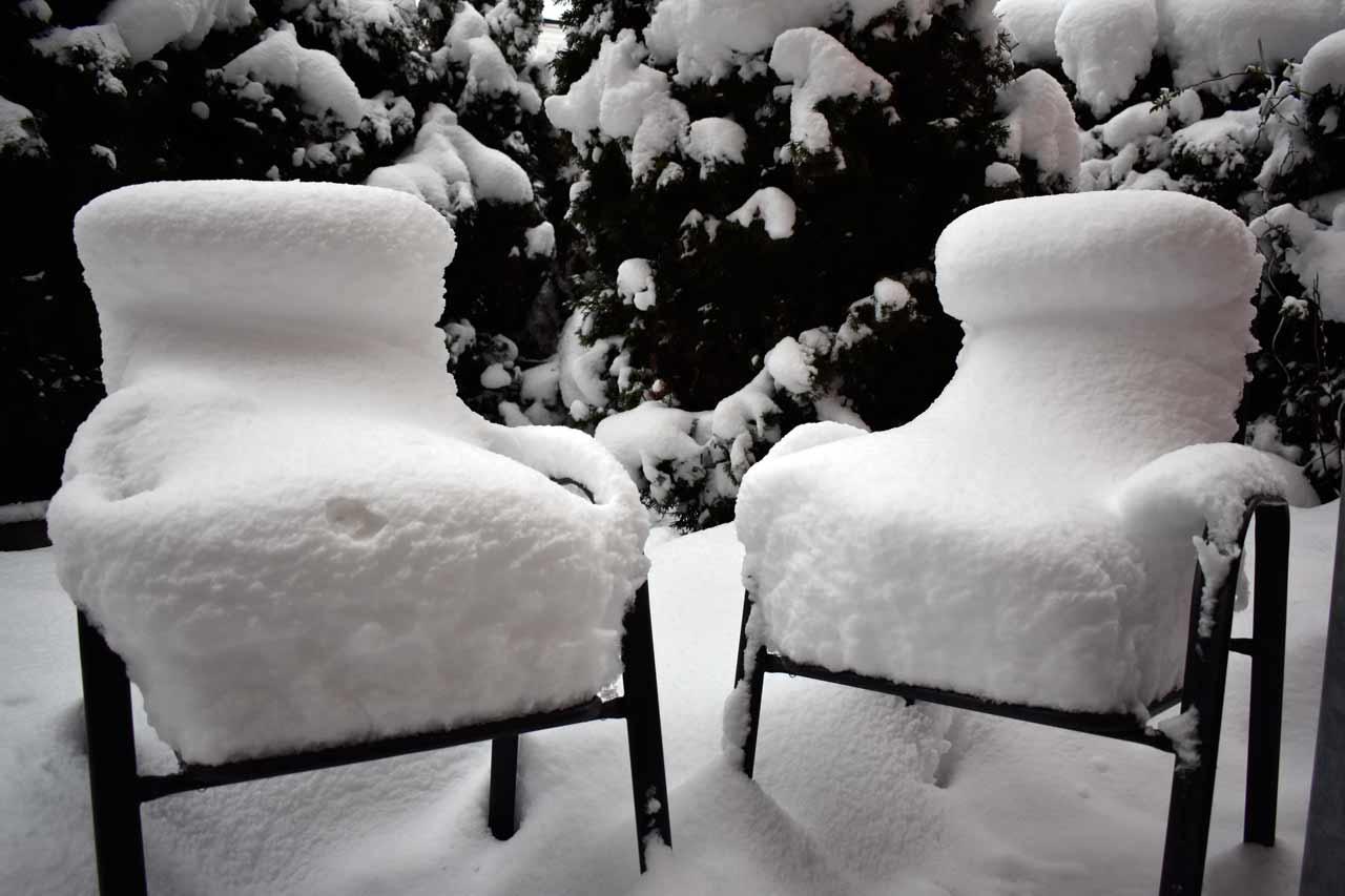 Sessel-im-Schnee