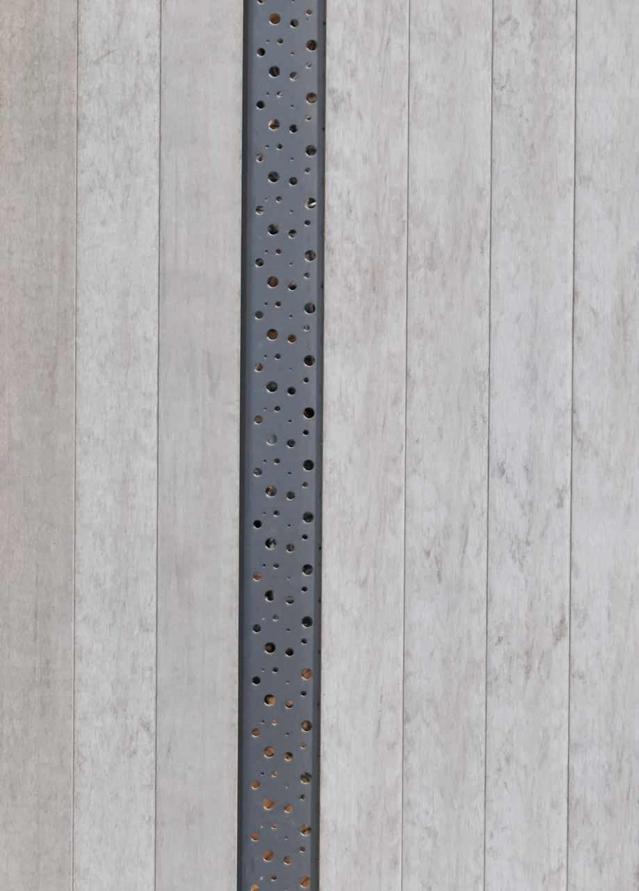 Beton-Metall-Optik