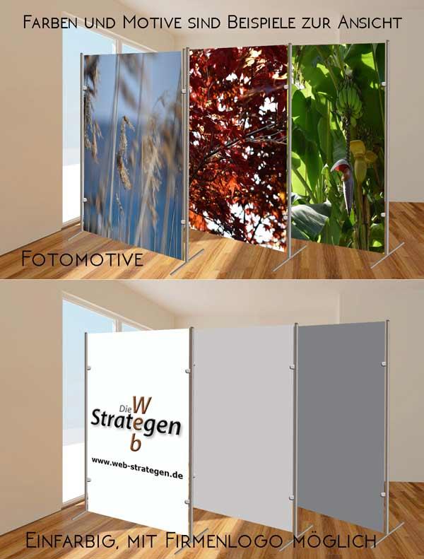 Vorteile der Design Trennwände auf einen Blick